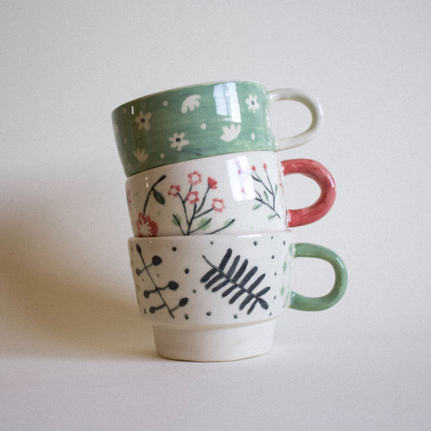 Stackable Mugs
