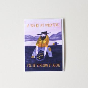 Valentine - Prospector