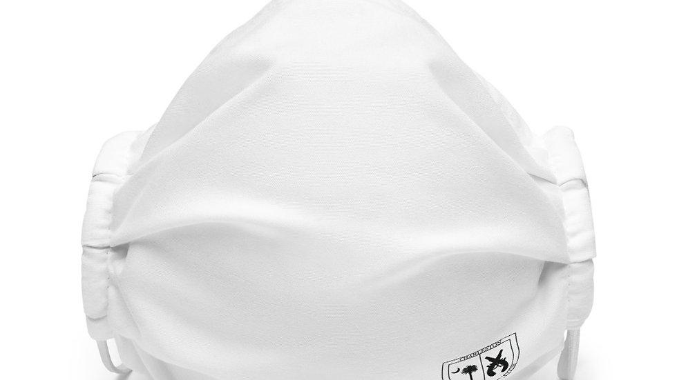 Premium face mask Small Shield Logo