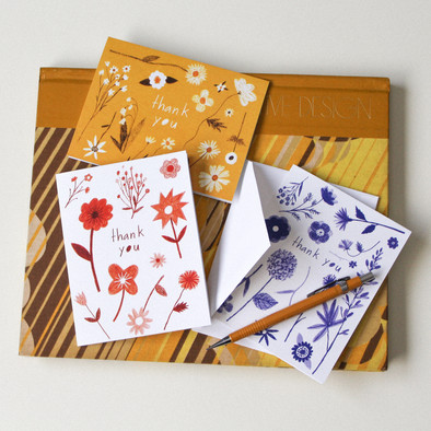 Thank You Cards - Assorted