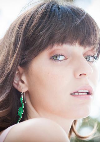 snake earrings -silver - jade.jpg