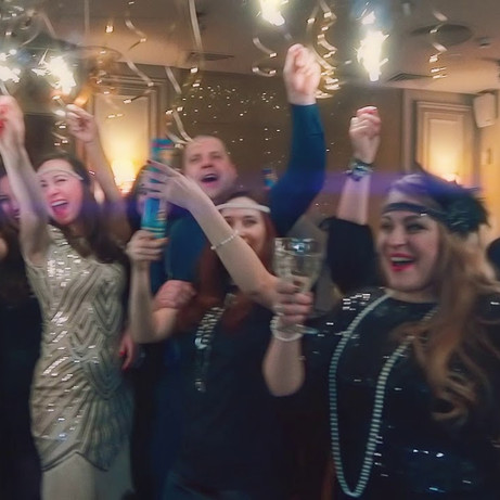 Teaser - Dino Ricci - Gatsby Party 2017