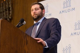 At the frontlines of the Opioid Crisis - Rabbi Zvi Gluck from Amudim