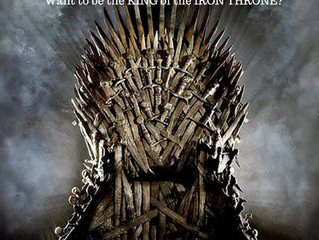 Want to be the King of the Iron Throne?
