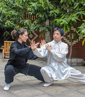 אומנות לחימה טאי צ'י למבוגרים