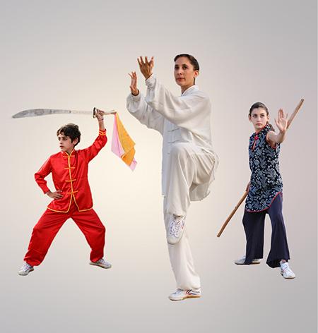 שיעורי טאי צ'י לילדים