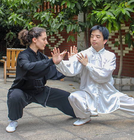 שיעורי טאי צ'י למבוגרים