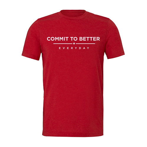 Commit to Better