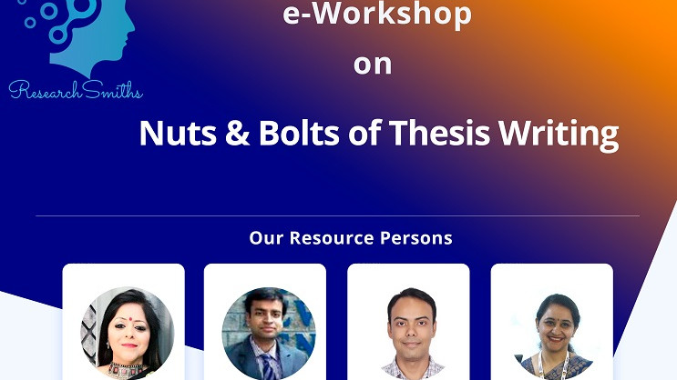 Nuts & Bolts of Thesis Writing