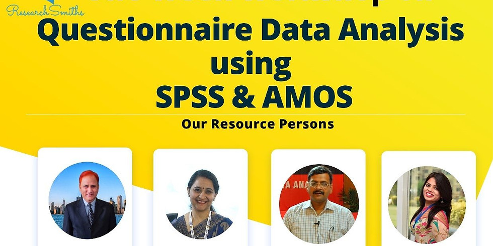 Questionnaire Data Analysis using SPSS & AMOS