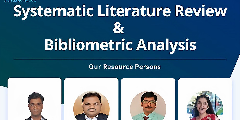 Systematic Literature Review &  Bibliometric Analysis