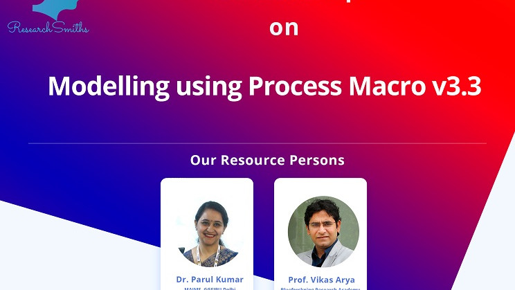Modelling using Process Macro v3.3