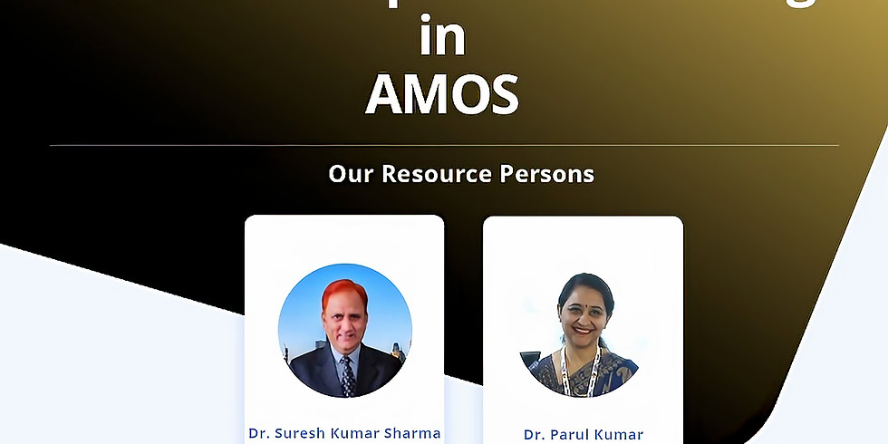 Workshop on SEM using AMOS