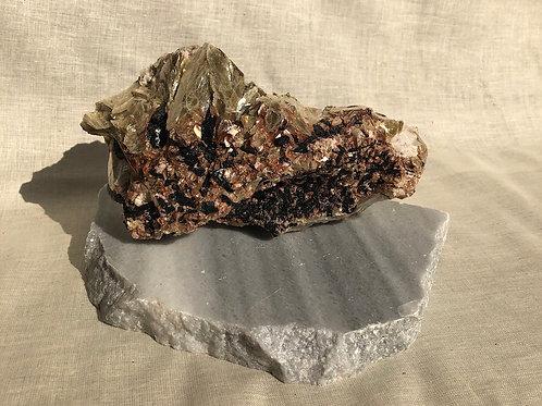 Rare and unusual Muscovite specimen for sale
