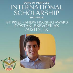 SOP Scholarship Winners Announced