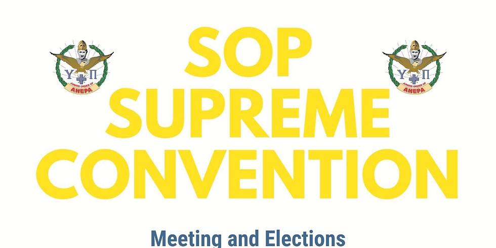 SOP Supreme Convention