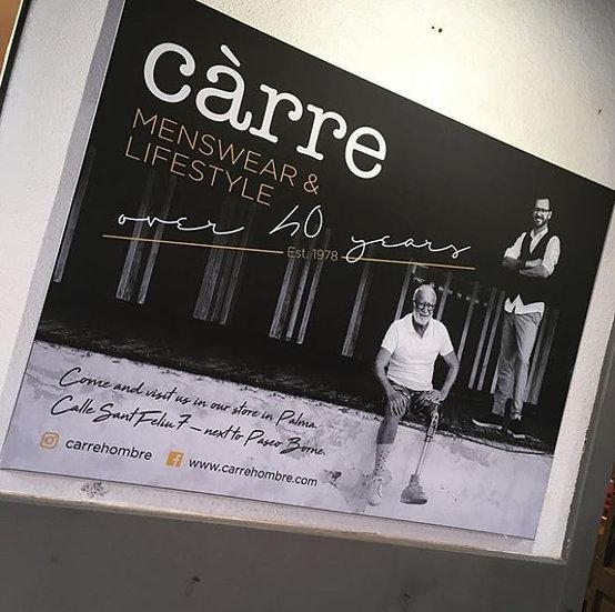 CARRÈ HOMBRE