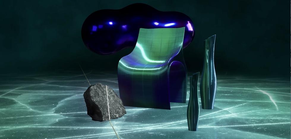 H3 · 3D PRINTED SEAT