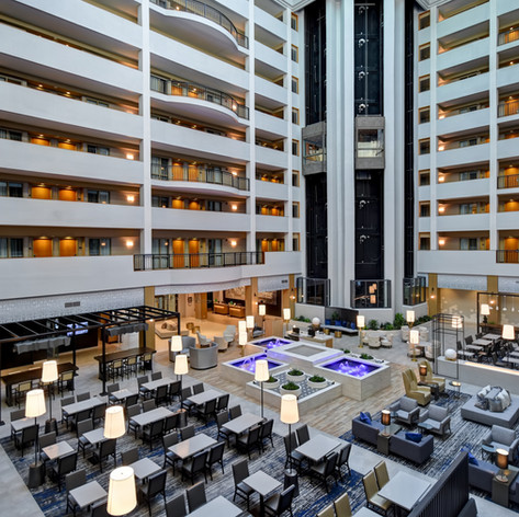 Embassy Suites, Raleigh Durham Research Triangle