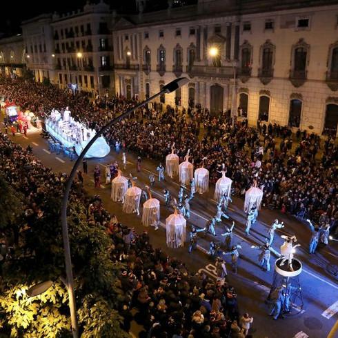 Cavalcada de Reis de Barcelona