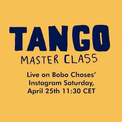 Bobo Choses - Tango Master Class