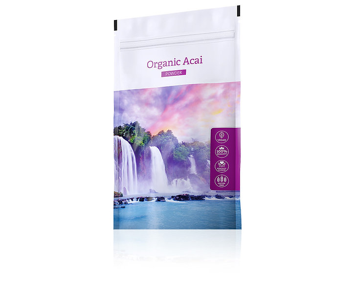 ORGANIC ACAI POWDER 100g Energy