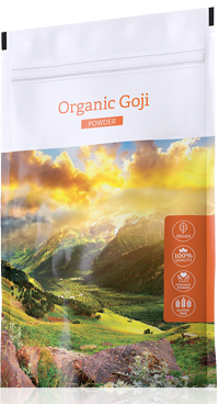 ORGANIC GOJI POWDER 100 g - Energy
