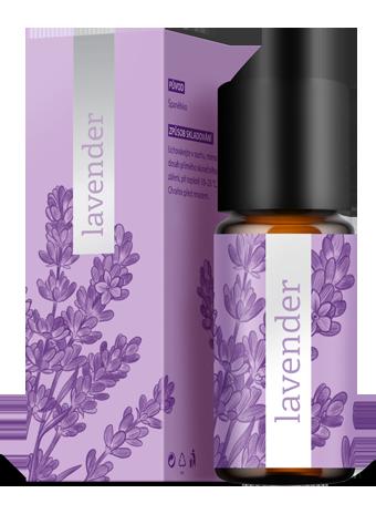 Lavender / aromaterapeutická esence 10ml - Energy