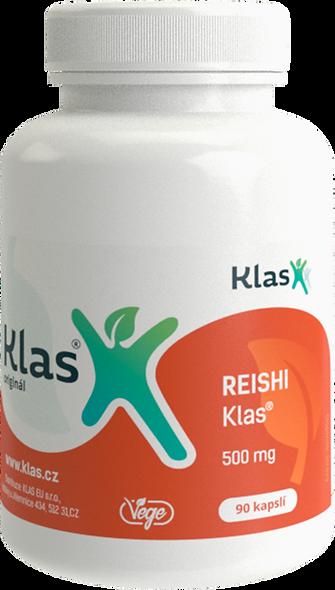 REISHI 500mg, 90 kps - Klas