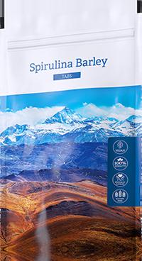 SPIRULINA BARLEY TABS 200ks - Energy