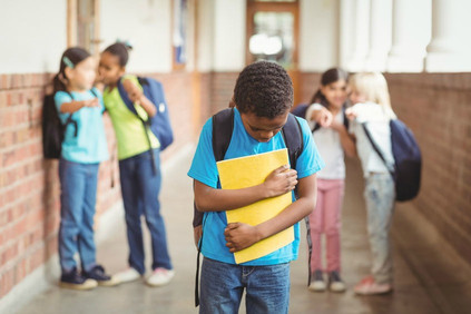 Is Bullying Part of your Child's School Day?