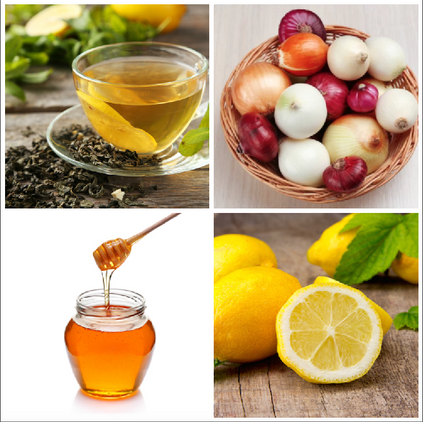 Cold Season < Holiday Season - Home Remedies to win the fight & enjoy the season