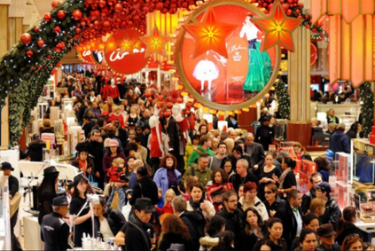 Getting Back into the Holidays Blog Series: Black Friday