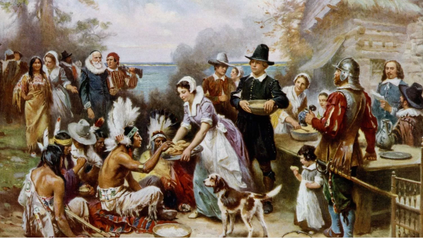 Getting Back into the Holidays Blog Series: Thanksgiving