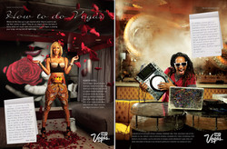 Visit Vegas ad campaign