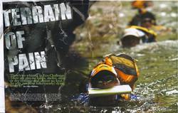 Ramp Magazine editorial design
