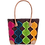 Thumbnail: トートバッグ・タッセル飾り刺繍  / S