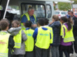 school visiting Safer6