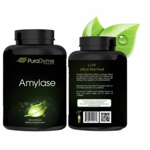 Amylase Individual Enzyme by PuraDyme