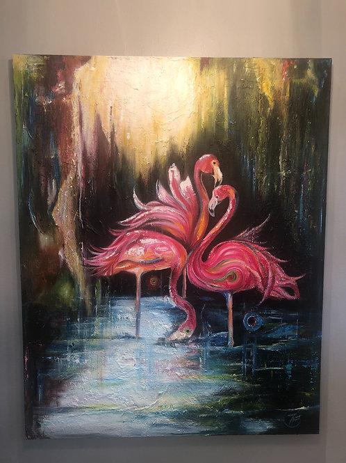 Forever Flamingos