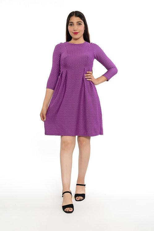 Robe Violetta  By BLACK HAZE