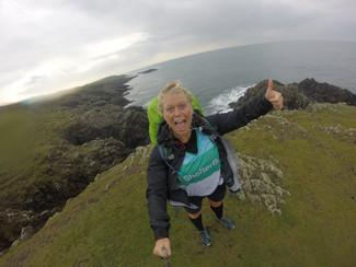 'CITV Presenter smashes Wales Coast Path record'