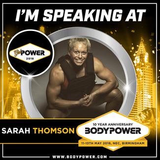 BodyPower Expo Birmingham