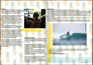 CHALK UK Magasine Article, 'Stepping Into Possibility'