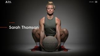 BG Heroes - Sarah Thomson