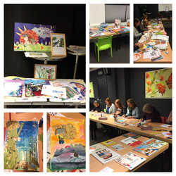 Workshop in bibliotheek 2017