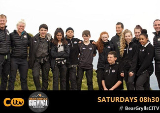 ITV BEAR GRYLLS SURVIVAL SCHOOL - SERIES 2