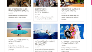 SurfGirl Magasine - Ultimate Hell Week with Sarah Thomson