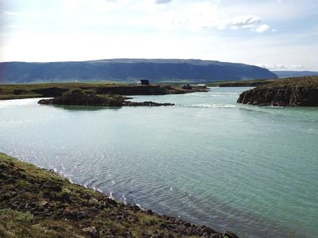 Hvítá við Hallanda