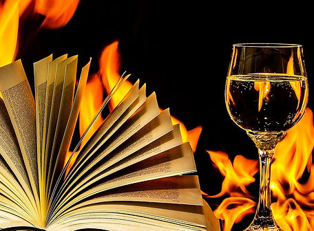 Book, wine and fireplace_Square.jpg